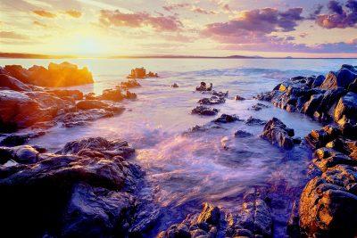 Noosa National Park, Australian scenery, seascapes, landscapes
