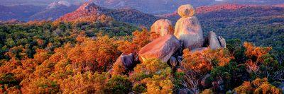 Girraween NP, Queensland, Australian landscapes, images