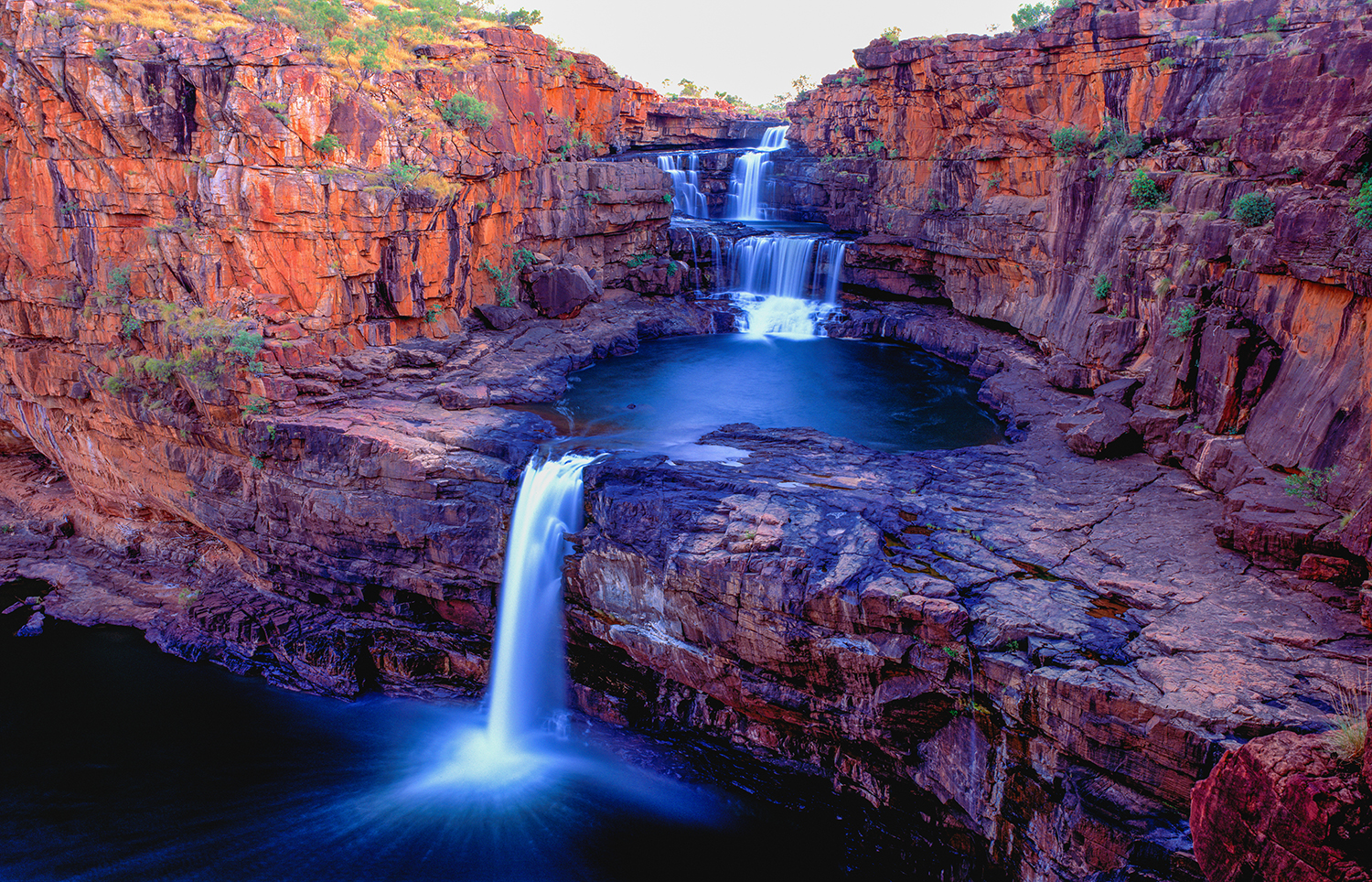 Australian scenery, landscapes and seascapes